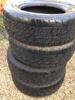 265/65/R17 tyres