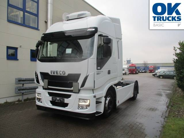 Iveco Stralis AS440S42T/PE - 2014