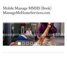 sports massage, deep tissue plus thai massage by MMHS mobile Therapy