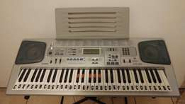 keyboard to swap for small pa system