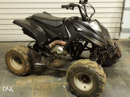 110CC Big Boy Quad Bike