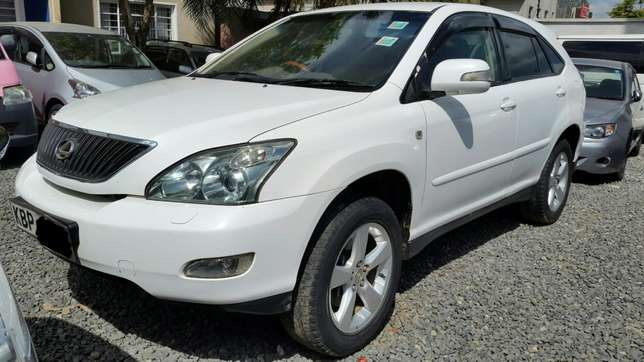 Lexus harrier fully loaded for sale Hurlingham - image 3