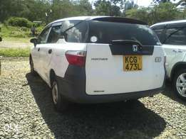 HONDA PARTNER (1500cc, KCG) & Not used locally: Same as probox.