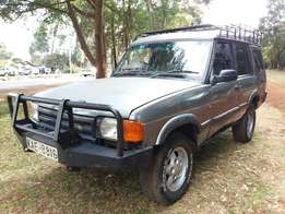 Land Rover Discovery2 .Trade In Ok