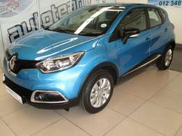 Renault Captur 66kW turbo Expression