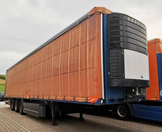 Schmitz Cargobull SPA 3 / Thermoplane / Frigo / Carrier - 2004
