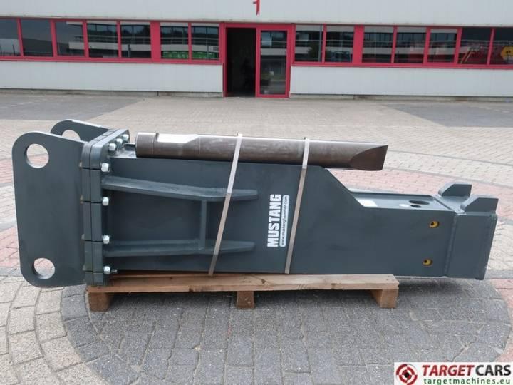 Mustang Hammer HM1900 Hydraulic Excavator Breaker Hammer 19~28T