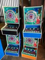 Lotto machine and spares
