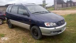 2000 Toyota Picnic For Grabs