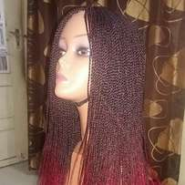 Ladies wig.. Hand made wigs.. 100% human hair