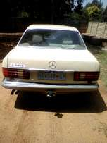 1985 Merc V8 for sale