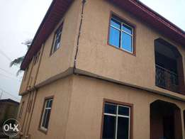 Newly built 3bedroom flat at Ejigbo