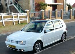 2001 VW Golf 4 2.0L Highline for Sale