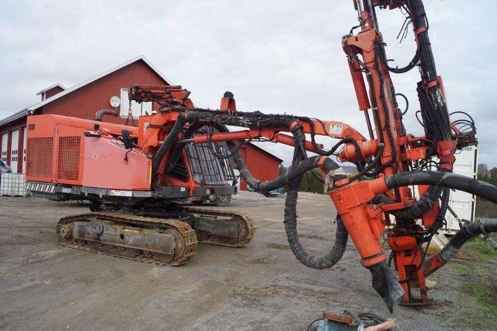 Sandvik Dx800 - 2012