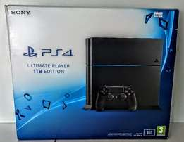 Brand New PlayStation 4 1TB *(Trade In Your Ps3!)
