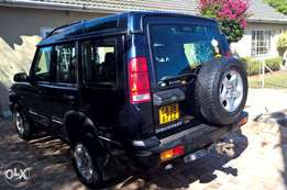 Landrover Discovery 2 TD5 ES