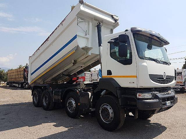 Renault kerax 450 - 2010