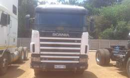 2003 Scania 124G for sale