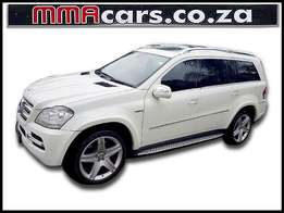 2010 MERCEDES-BENZ GL 500 AMG FACE LIFT – fully loaded R499,890.00