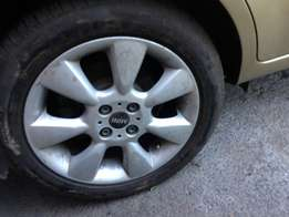 16 inch mini rims and tyres