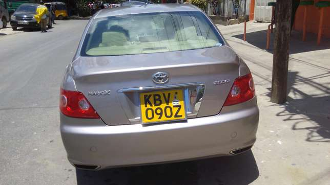 Toyota Mark X 2006 Model Mombasa Island - image 5