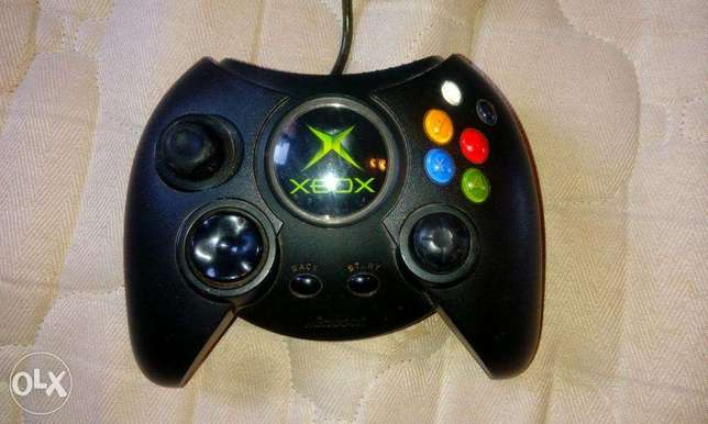 first xbox controller