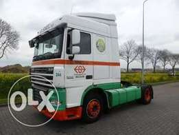DAF XF 105.410 - For Import
