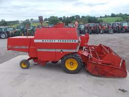MF 307 Wheat/Maize harvester