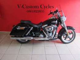 Almost Brand New Switchback with Low Mileage!
