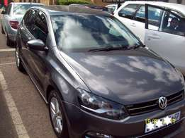 2011 Volkswagen Polo 1.6 Comfortline Manual