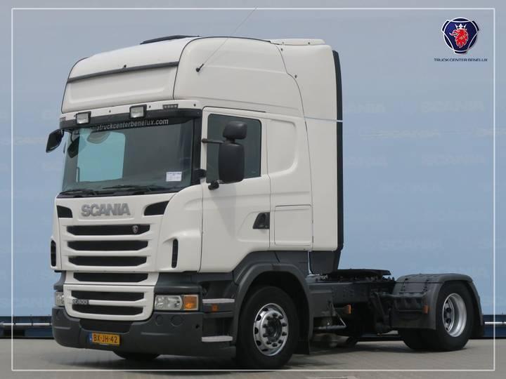 Scania R400 LA4x2MNA | Refrigerator | Airconditioning - 2010