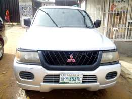 Super clean Mitsubishi Montero 02 registered urgently for sale