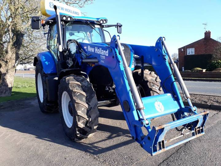 New Holland T 7.210 - 2017