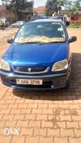 Toyota blue Raum in perfect condition for dale