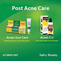 Acnes C10 and scar care