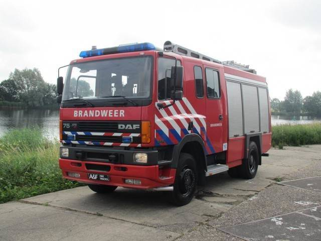 DAF 75 - 270 ATi 4x4 Rosenbauer - 1996