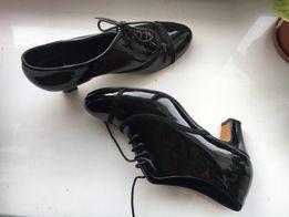 Продам чорні шкіряні лакові туфлі у чудовому стані 37 розмір b66a0b060f615