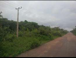 255 PLOTS OF LAND FOR N7,650,000 at N30,000 PER PLOT.