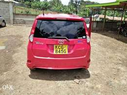 Toyota Passo very well maintained.