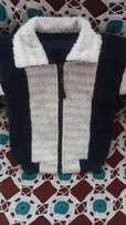 Awesome,classy and warm baby wear.