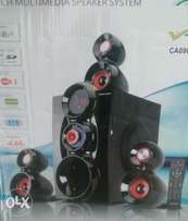 Super Bass 4.1 Woofer With bluetooth
