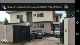 4numbers of 3bedrooms with. C. of. O at. Iju-Ishaga for N35M .