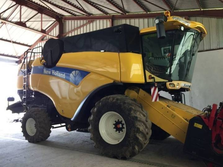 New Holland cx 780 - 2005