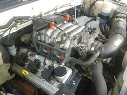 Isuzu KB 320 Engine Already stripped for Spares for Sale