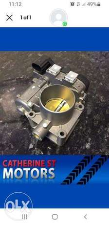 Throttle body fits àlfa,fiat,ford,lancia ميت أبوغالب -  2