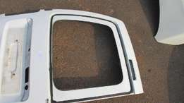 2015 Volkswagen Caddy Left Tailgate Door Shell White For Sale