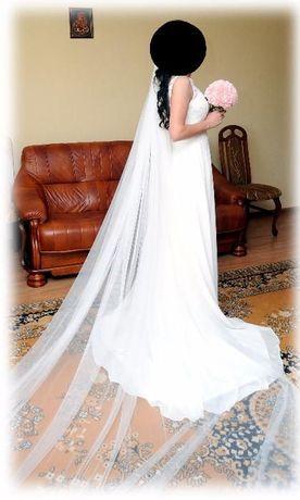 6ab19dd8df piękna suknia ślubna z salonu Mariaż w Radomiu Radom - image 1