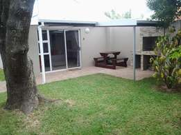 Two furnished and serviced one bedroom garden flats in Beacon Bay
