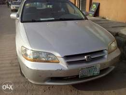 Clean first body Honda Accord Baby boy at give away price