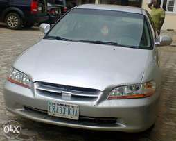 QUICK SALE! Honda Accord (Baby boy)